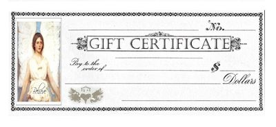 Charitygiftcertificate